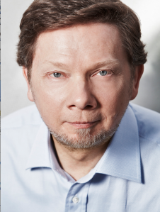 How To Live In The Now - Eckhart Tolle by David Leser
